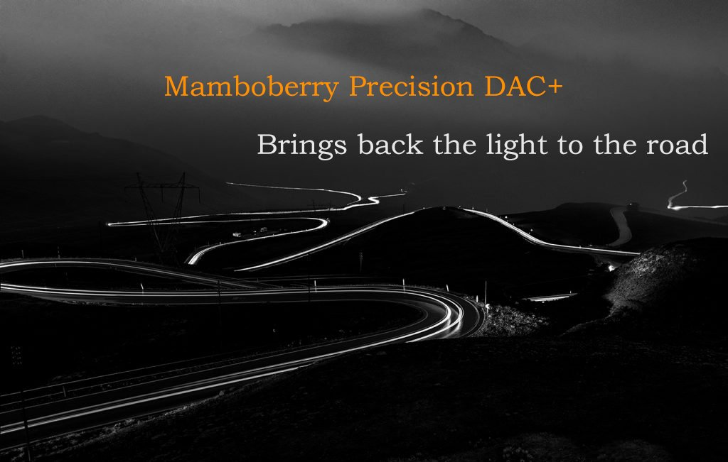 Photo with misty Mountains for main header of Collybia dac - Mamboberry Precision dac